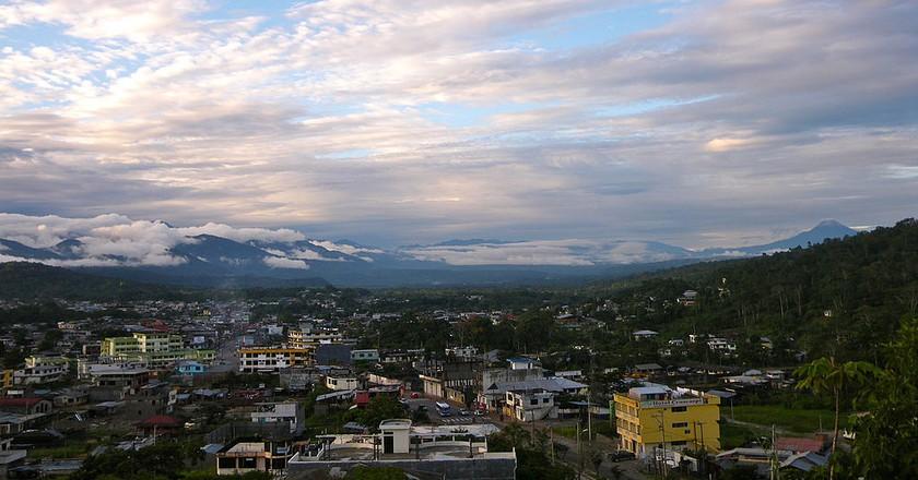 Tena, Ecuador | © Eddyl / WikiCommons