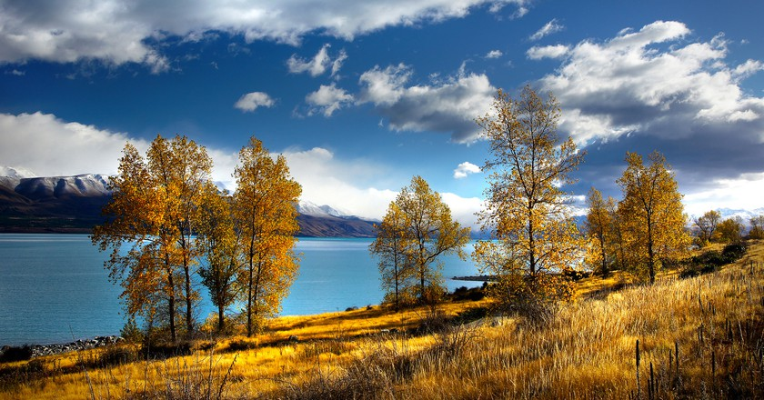 Lake Pukaki, New Zealand | © Bernard Spragg/Flickr