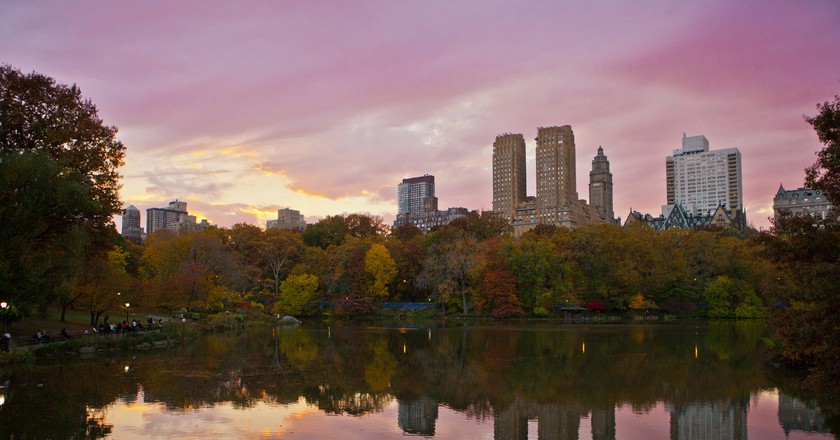 Central Park, NYC   © Anthony Quintano / Flickr
