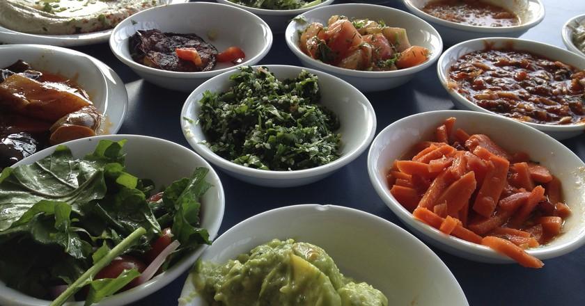 Salads forever | © Jessica Spengler/Flickr.
