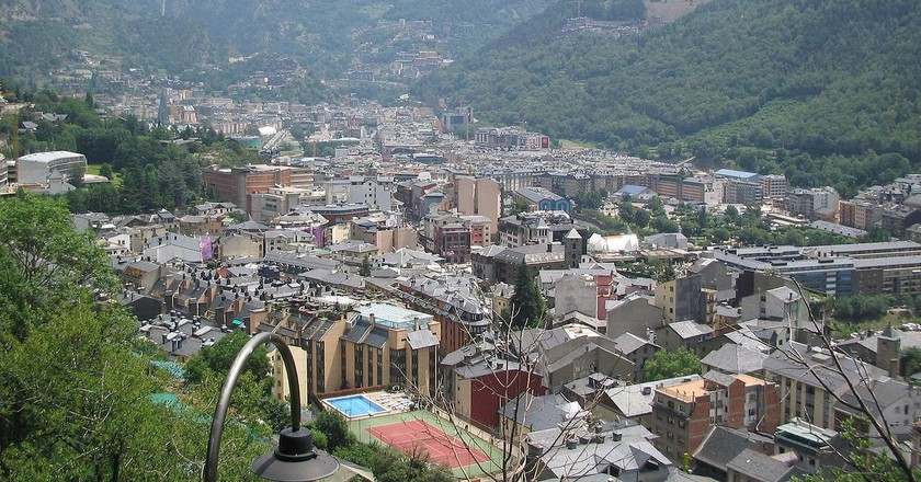 Andorra de la Vella | © Cserlajos/Wikimedia Commons