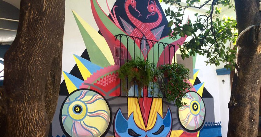 Casa Blanca Hostel in Tarija | © Courtesy of Casa Blanca