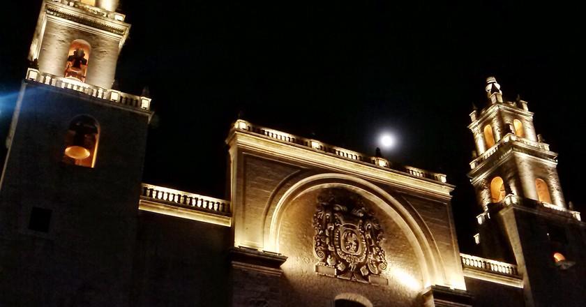 Mérida Cathedral | © DGG09 / Flickr