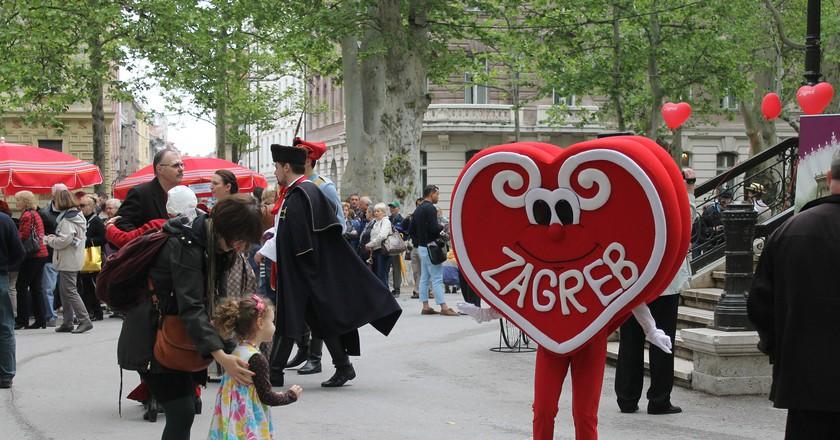 I Love Zagreb | © Connie/Flickr