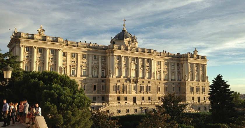 Madrid's Royal Palace ©Eric Titcombe/Flickr