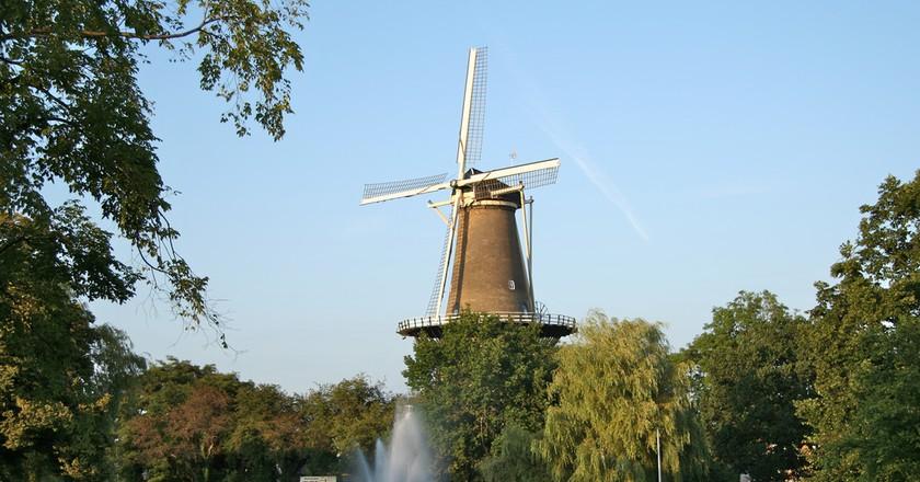 De Valk Windmill   © Ricardo Liberato / Flickr