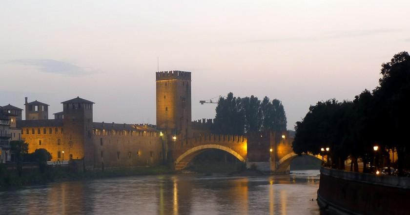 The Castelvecchio museum and bridge | ayj/Flickr