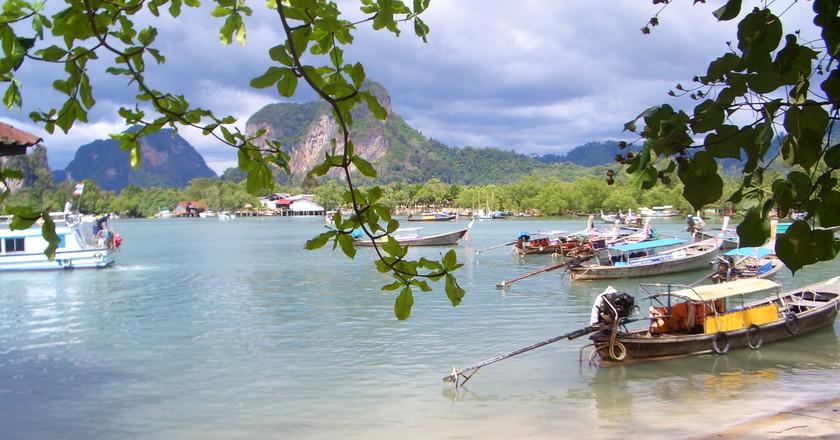 Krabi, Thailand | © Reinhard Link / Flickr