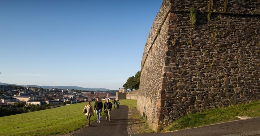 Derry City Walls | Courtesy of Tourism NI