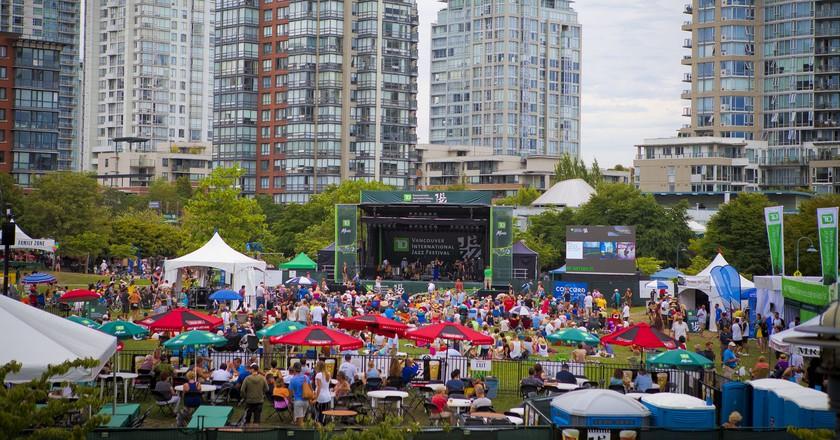 Vancouver International Jazz Festival, 2015   © GoToVan / Flickr