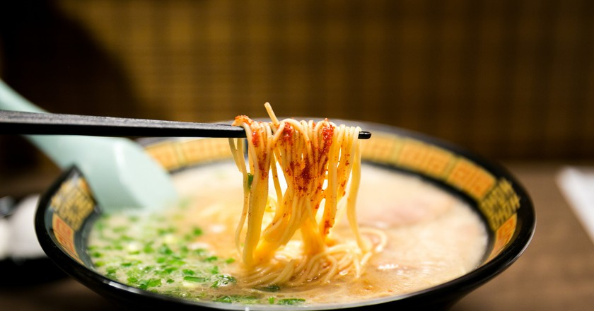 Ichiran Ramen | © City Foodsters/Flickr