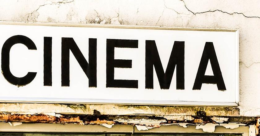 Cinema| ©Matt Perron/Flickr