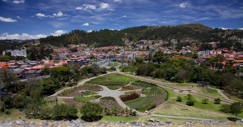 Gardens of Pumapungo, Cuenca | ©David Brossard /Flickr