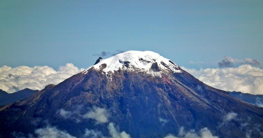 Nevado del Tolima   © Chris Bell