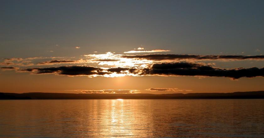 Lake Taupo, New Zealand