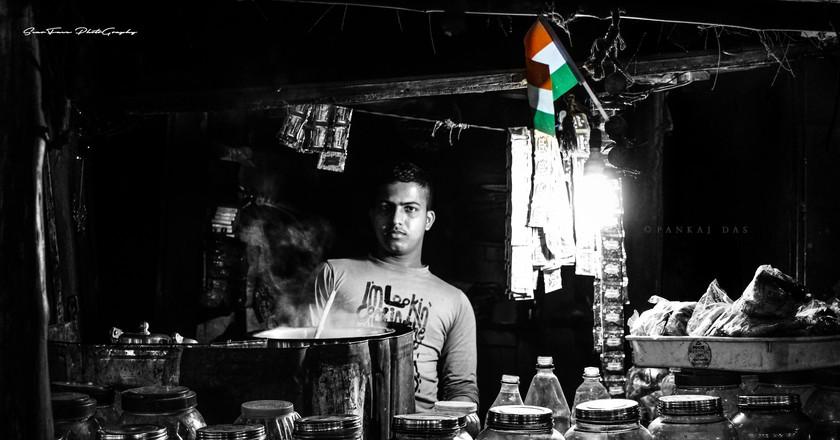 Indian Flag | © Pankaj Das/ Flickr