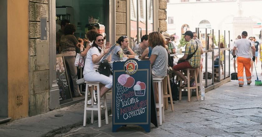 Street Scene in Florence| ©bongs Lee/Flickr