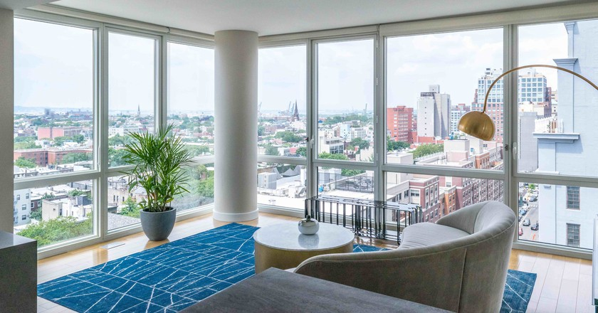 33 Bond Street Apartments | Image courtesy of TF Cornerstone