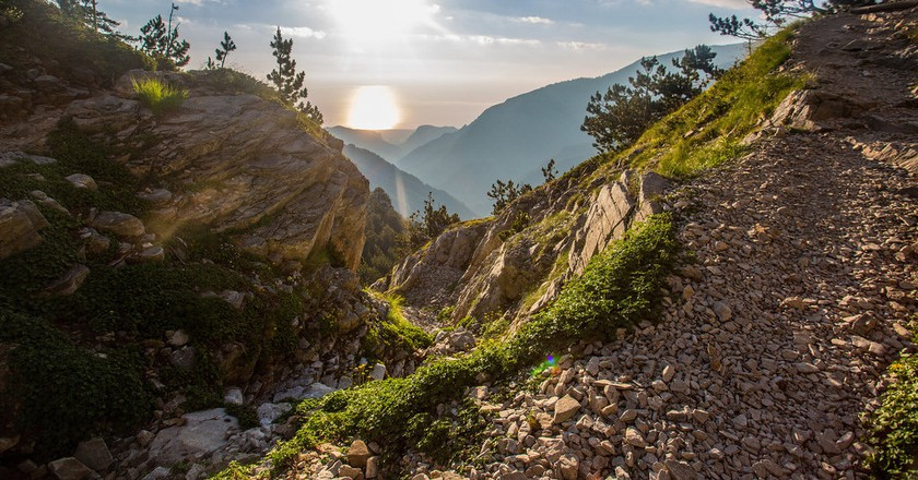 Sunrise in Mount Olympus | BRIEF / Flickr