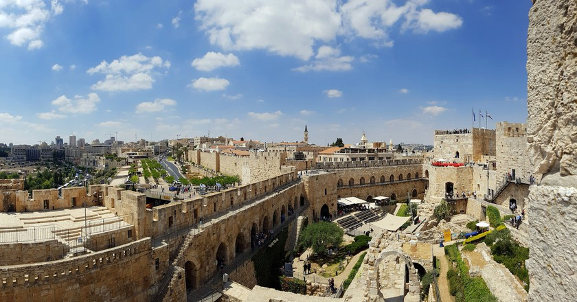 View from Tower of David, Jerusalem |ⒸYair Aronshtam / Flickr
