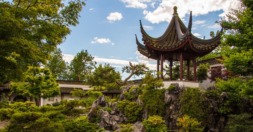 Dr. Sun Yat-Sen Chinese Garden | © Alberto Cruz / Flickr