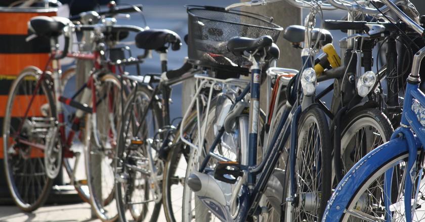 Bicycles | © Danielle Scott /  Flickr