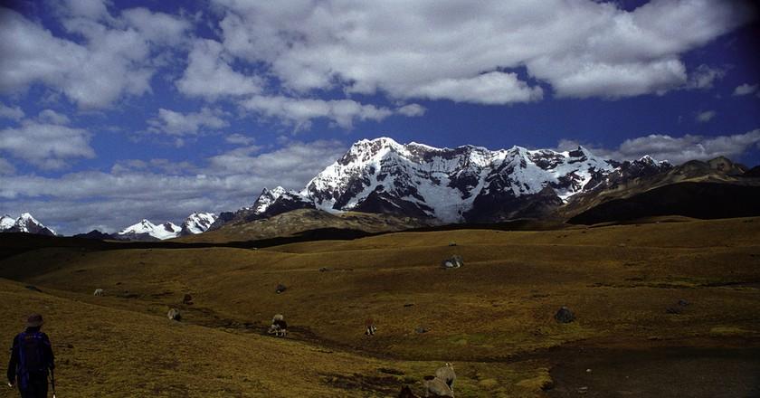 Cordillère Vilcanota, Peru