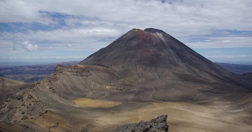 Mt. Ngauruhoe   © Doc Sneider/Flickr