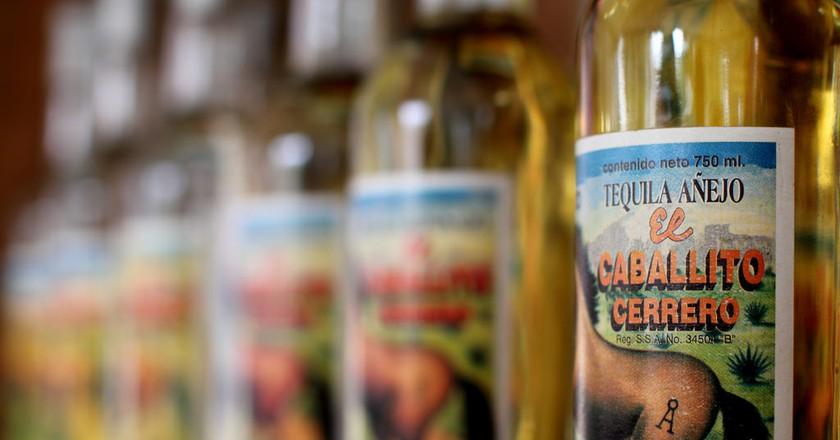 Tequila bottles | © Mr.TinDC / Flickr