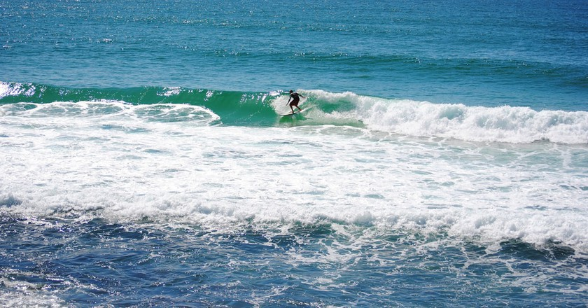 Australian surfing comes with a danger of shark attacks | Jenny Brown / Flickr