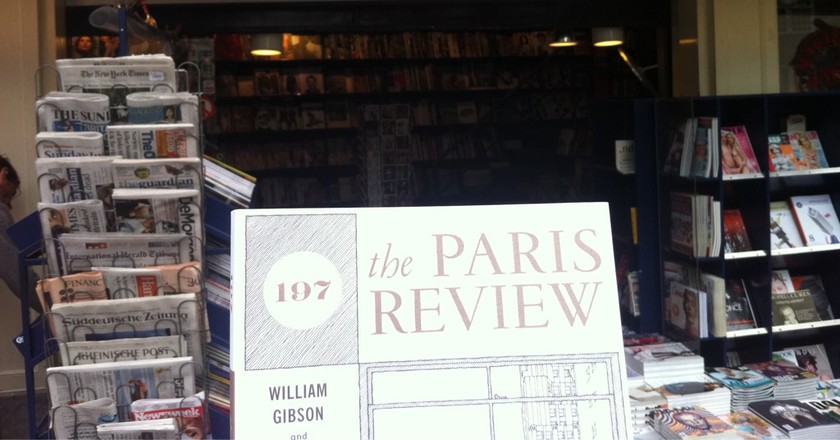 The Paris Review   © Peter Robinett/Flickr