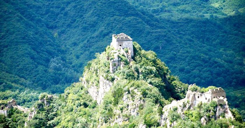 Jiankou Great Wall | © Jon Santangelo