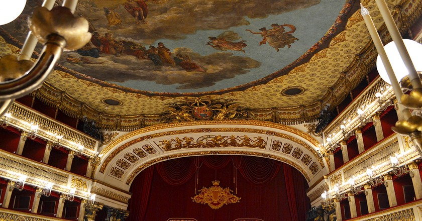 Teatro San Carlo | © Livia Hengel