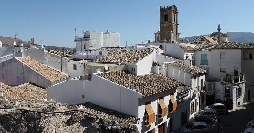 Priego de Córdoba; Luis Eduardo P Tavares, flickr