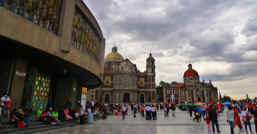 The Basilica de Guadalupe | © Nacho Pintos / Flickr
