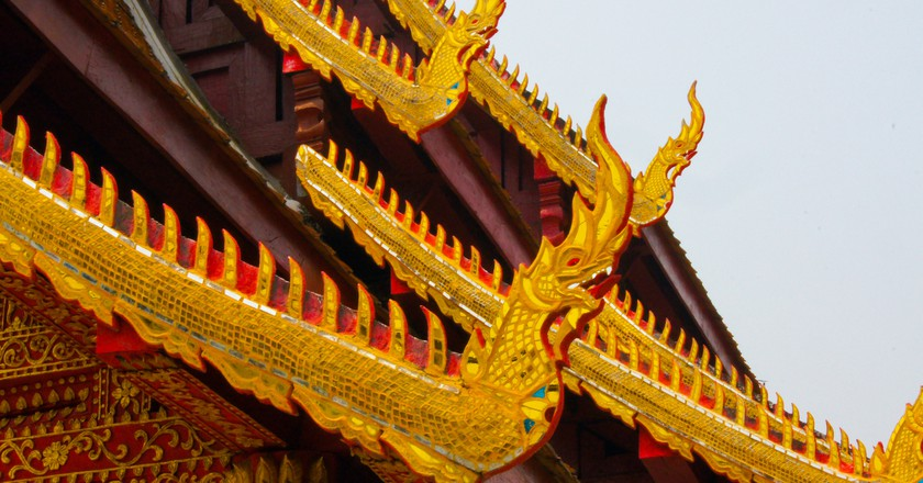 Chiang Mai temple | © Evo Flash / Flickr