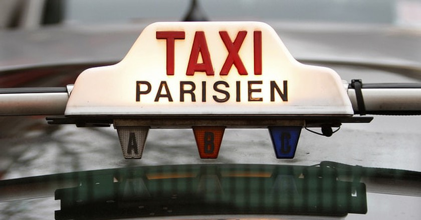 A new Parisian taxi service by women for women | © Flickr/Jean Pierre Gallot France
