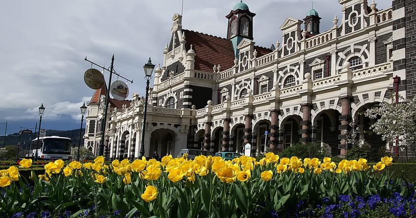 Dunedin Railway Station   © Bernard Spragg/Flickr