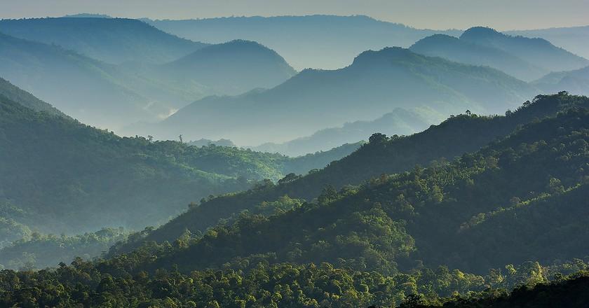 Thai mountains | © Nik Cyclist/Flickr