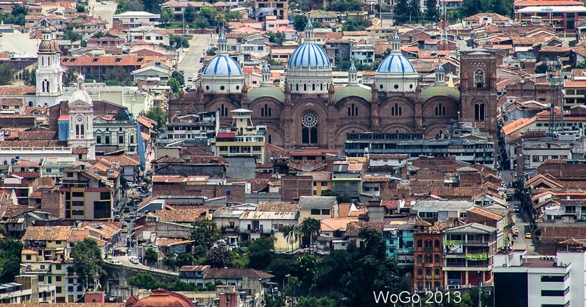Historic Center of Cuenca, Ecuador | © wogo24220 / Flickr