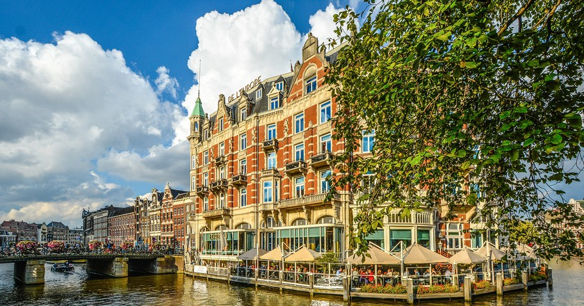 De l'Europe Amsterdam | © pixabay