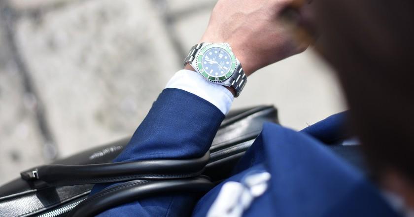 On time | © Andrea Natali/Unsplash
