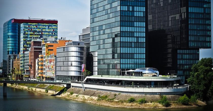 The Coolest Neighborhoods in Dusseldorf