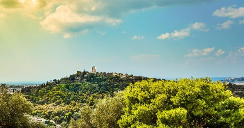 Filopappou hill, Athens   © PixaBay
