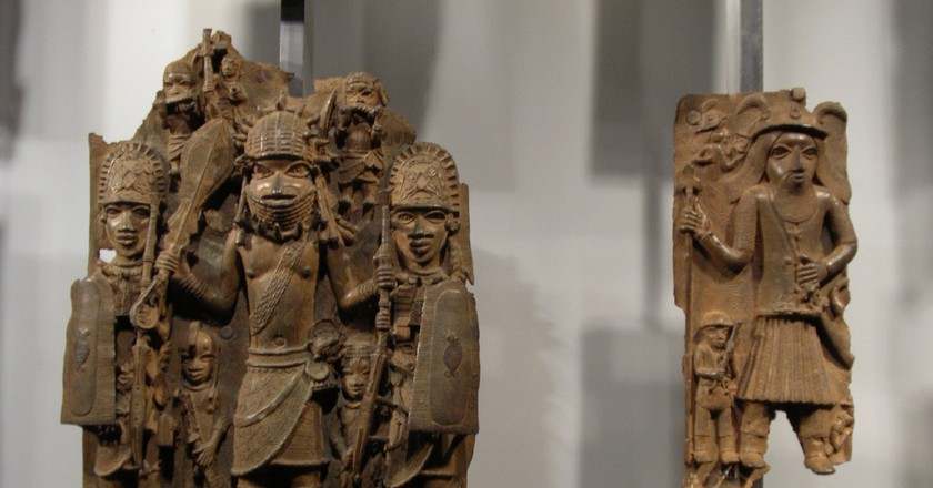 Benin Bronze | © Warofdreams/WikiCommons