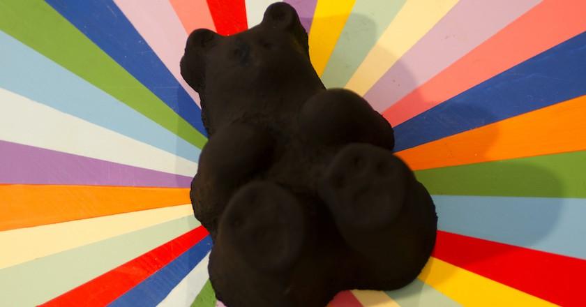 'Black Iron Ursa'   Courtesy of Jason Chase