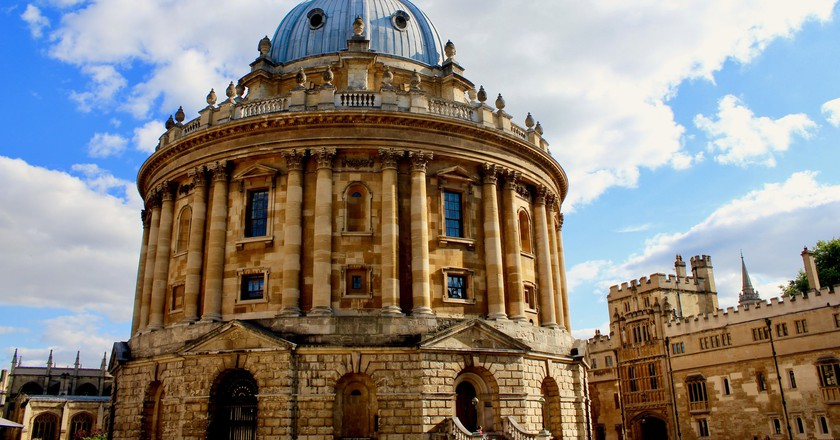 Bodleian Library, Oxford | © subherwal/Flickr
