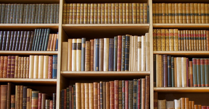 Books | © Aimee Rivers/ Flickr