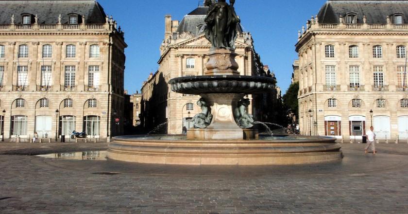 Bordeaux's Place de la Bourse