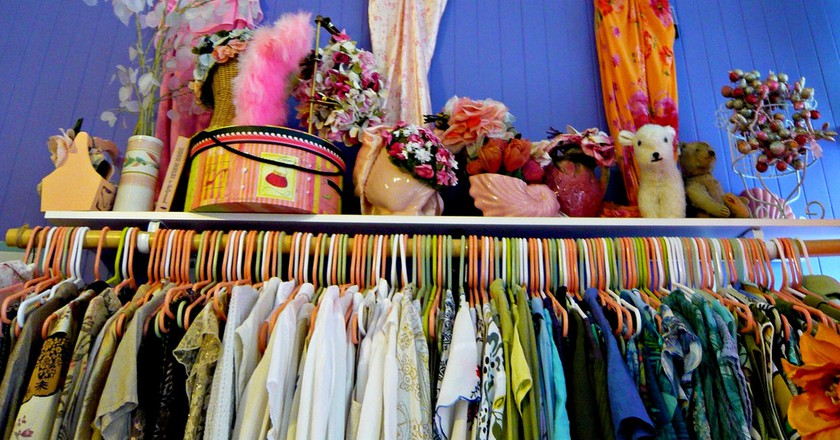 Boutique Clothing | © Michael/Flickr
